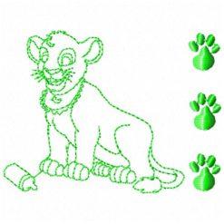Teen Lion