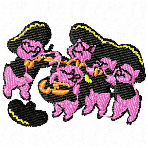 Mariachi Pigs
