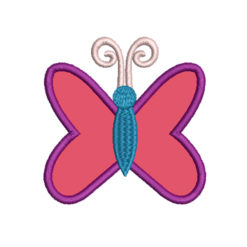 applied butterfly design