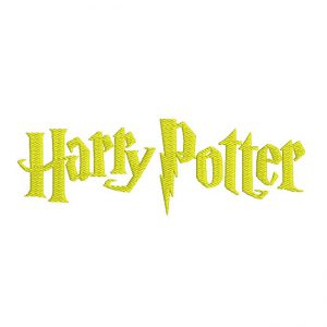 embroidery design harry Potter