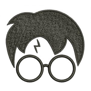 Diseño de Bordado de Harry Potter