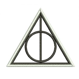 Harry Potter Deathly Hallows Sign