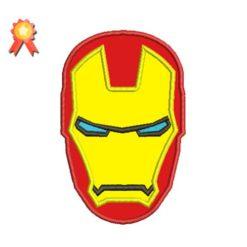 Iron Man Applique
