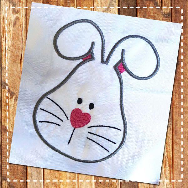 Cabeza De Conejo Aplicada