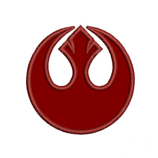 Star Wars - Rebel Alliance embroidery design