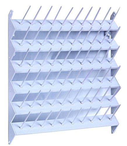 Rack Organizer for Sewing and Embroidery Machin