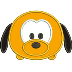 Mini Pluto Applique