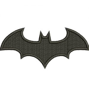 Emblema Simple De Batman