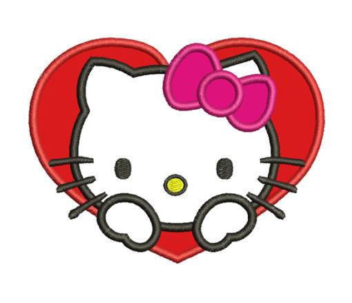 Hello Kitty Applique