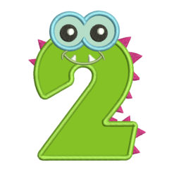 Two Years – Dinosaur