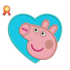 Peppa Pig – Heart