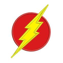 Flash Emblem Embroidery Design