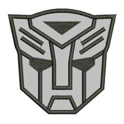 Transformers Autobots Applique