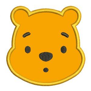 Winnie The Pooh Aplicado