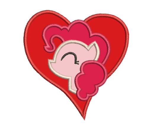 Cute Pony - Heart