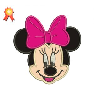 Minnie Mouse Applique
