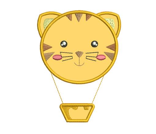 Tiger Balloon