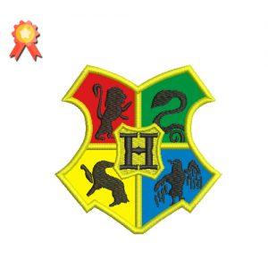 Hogwarts Crest – Harry Potter