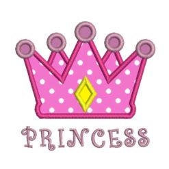 Princess and Crown