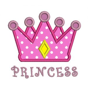 Princess and Crown