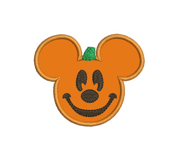 Calabaza Mickey