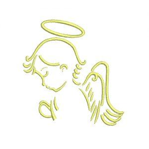 Contorno De Angel