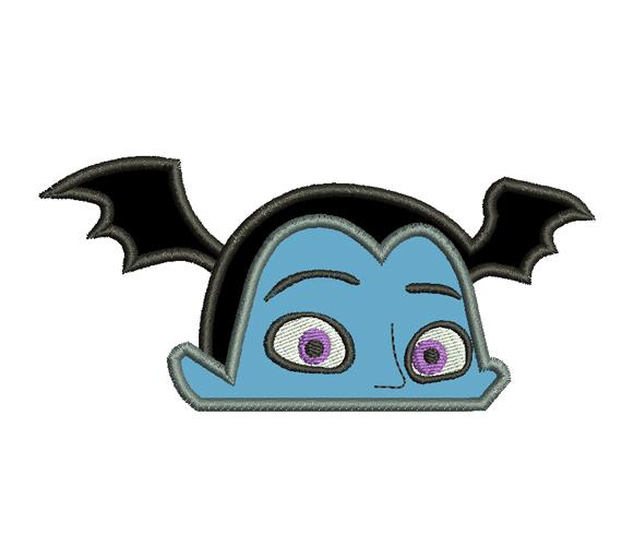 Vampirina Con Aplique