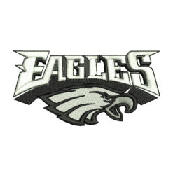 Eagles Machine Embroidery Design