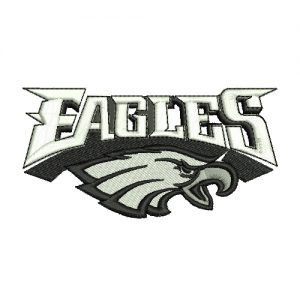 Eagles Machine Embroidery Design