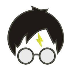 Harry Potter Applique