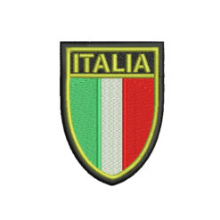 Italy National Team Shield