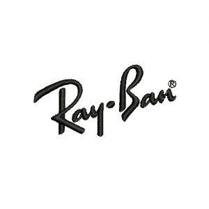 RayBan Machine Embroidery Design