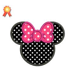Minnie applique