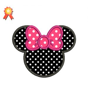 Minnie applique