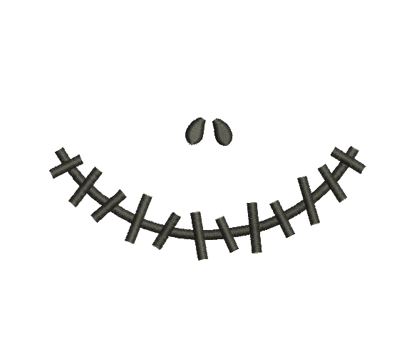 Mascara de Jack Skeleton