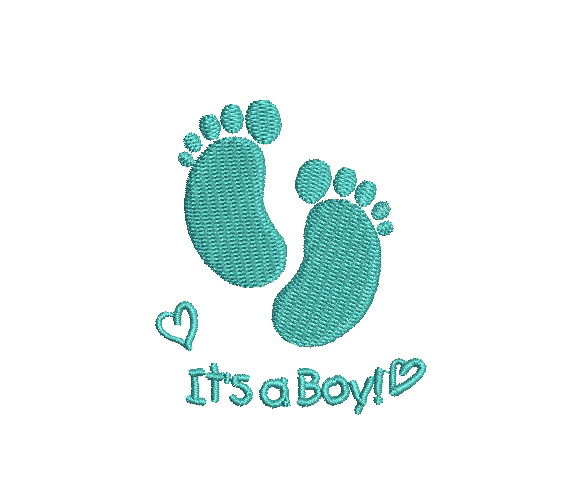 It is a Boy