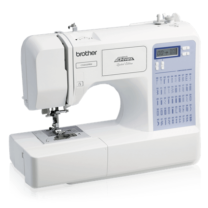 Brother CS5055PRW Project Runway™ Limited Edition sewing machine