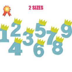 Crown Numbers