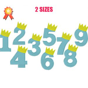 Crown Numbers