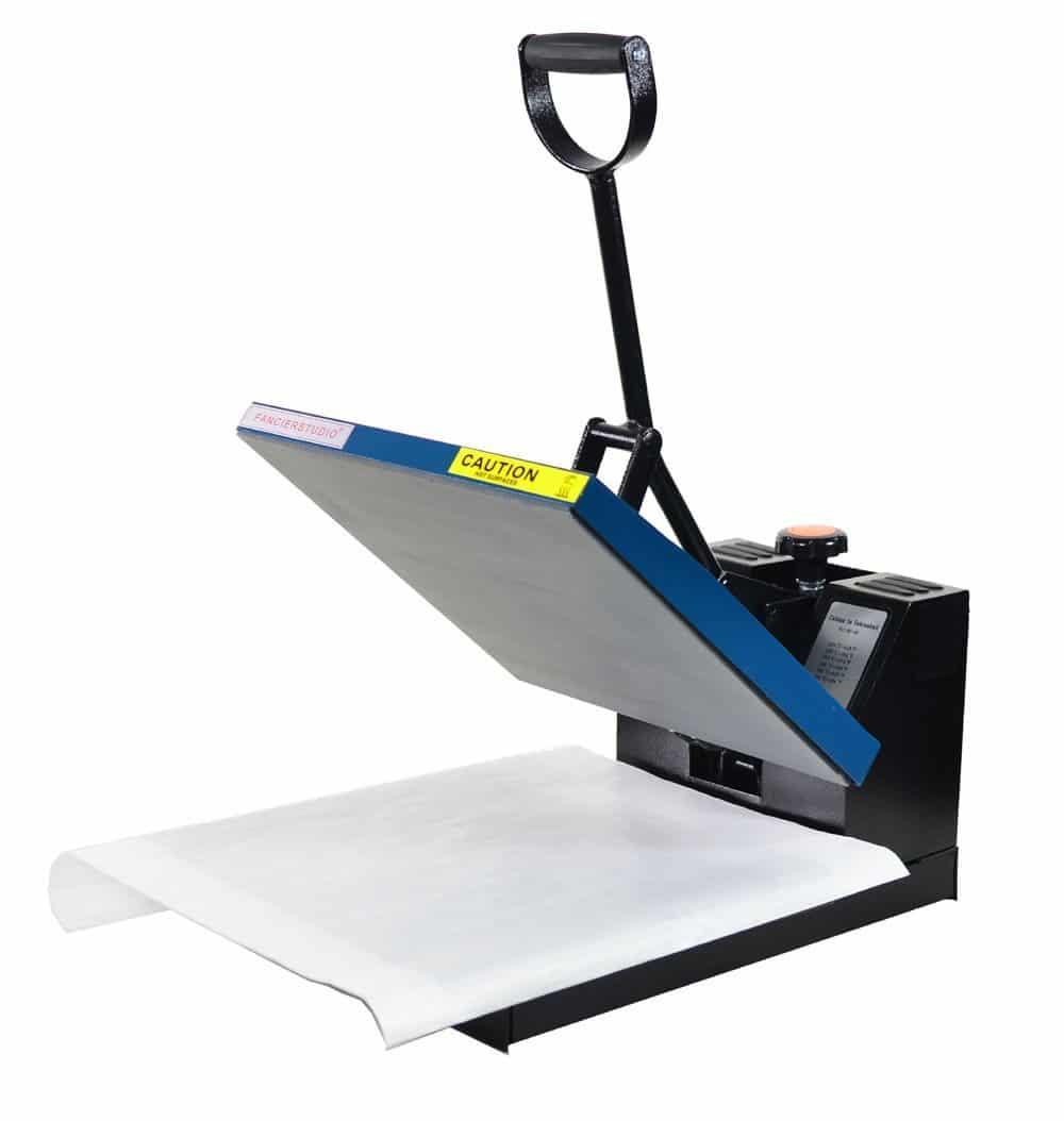 Fancierstudio Power Heat Press Machine Digital 15″ by 15″