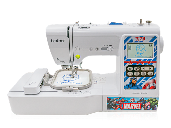 BROTHER LB5000M_EMBROIDERY MACHINE