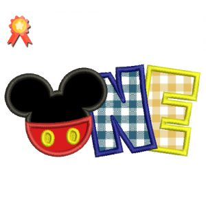 Mickey One Year