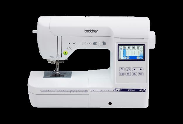 SE1900 emboidery machine