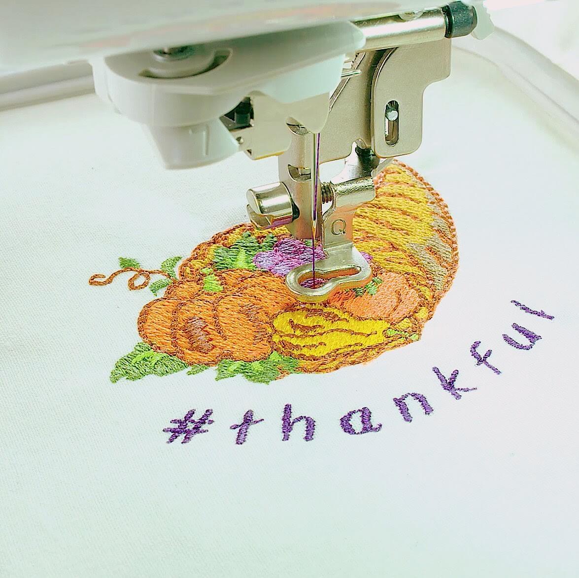 pe535 embroidery machine