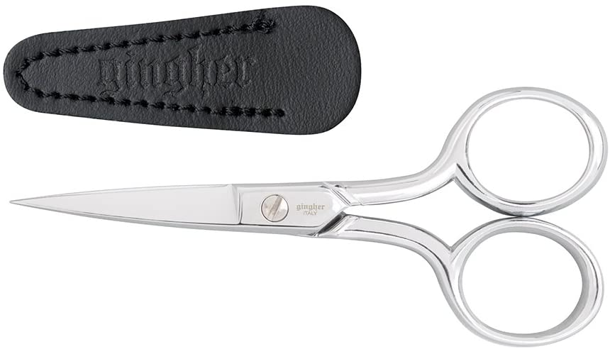 """Gingher Inc Classic 4"""" Embroidery Scissors"""
