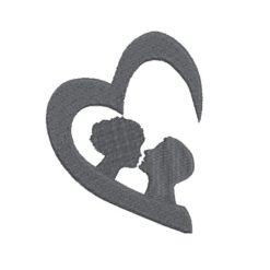 Lover Machine Embroidery Design