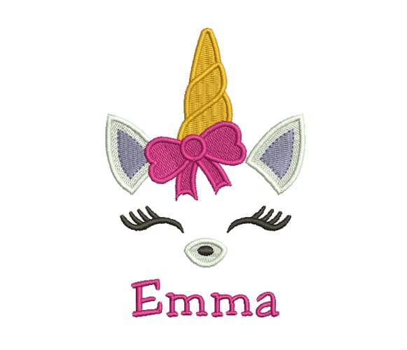Unicorn Girl custom design