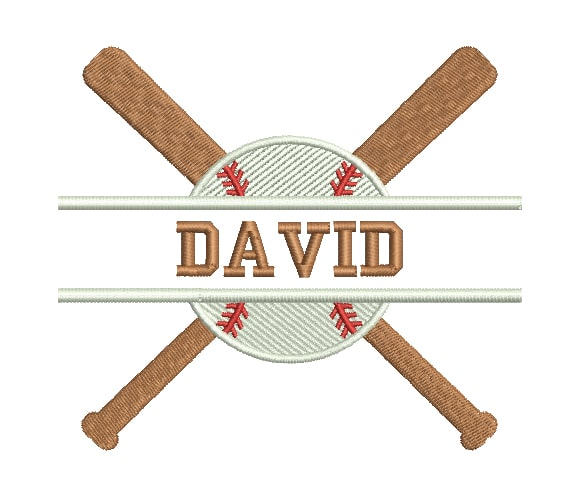 baseball premium custom design