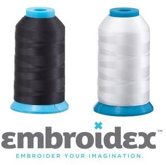 embroidex 2 spool embroidery thread