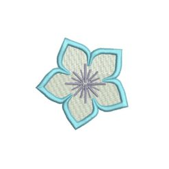 Flower 10 Machine Embroidery Design